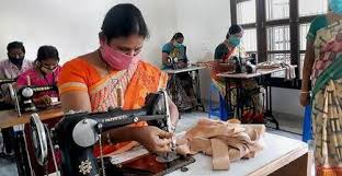 Creating Workplace for the Underprivileged Women