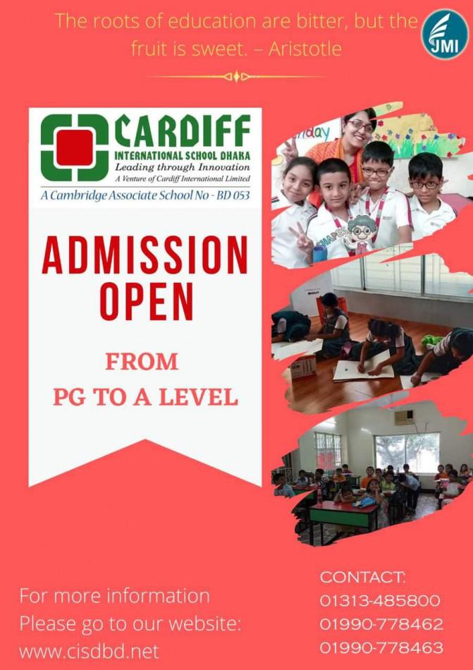Cardiff International School Dhaka- CISD