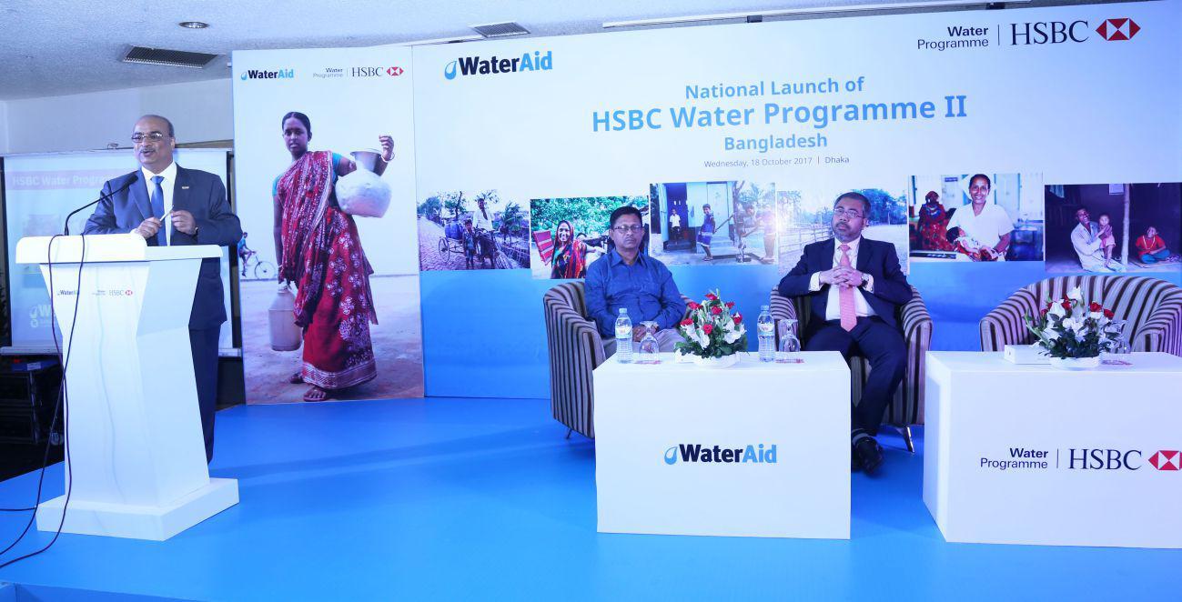 Providing Safe Water