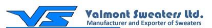 Valmont Sweaters Ltd.