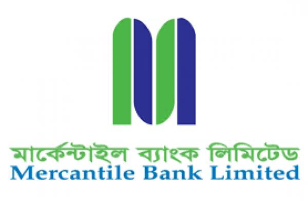 Mercantile Bank ATM Booth...