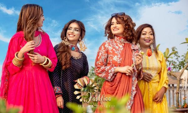 Kashfiaa-Jewelry Designer