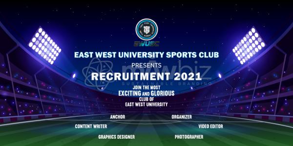 EWUSC RECRUITMENT 2021