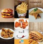 Buffet Dinner - Hangout...